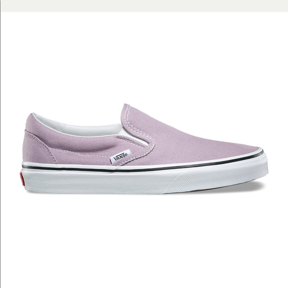 Vans Shoes | Worn Twice Light Purple